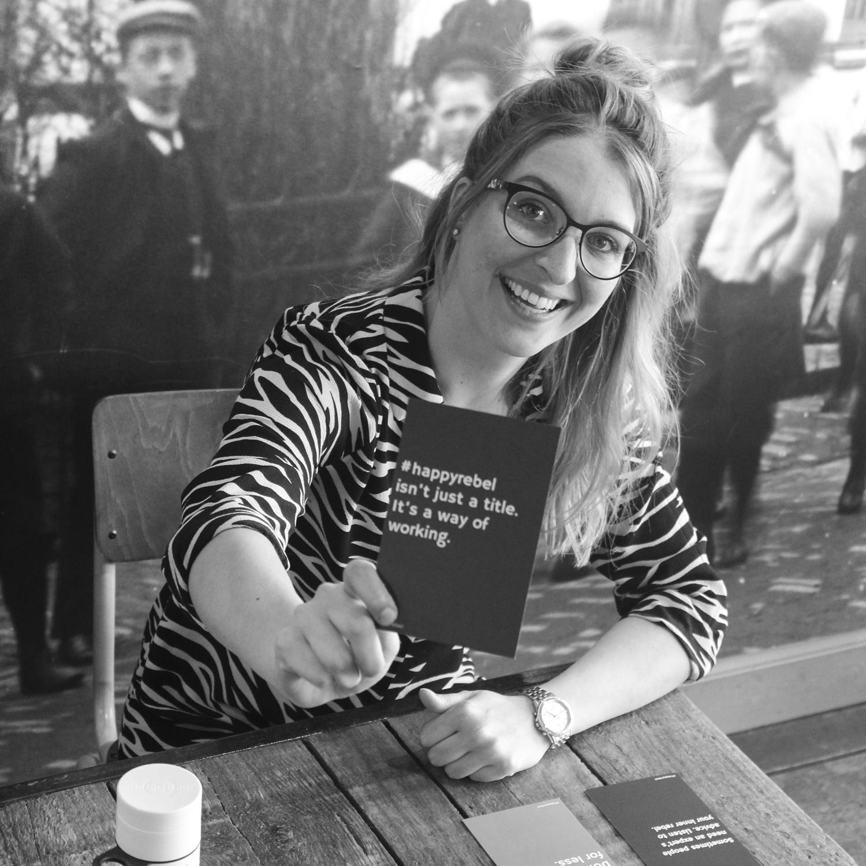 Sharon Rodenburg - Jouw Projectleider-Rebelpoint